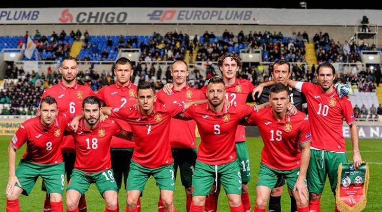 Разширен състав на България за мачовете с Черна гора и Косово