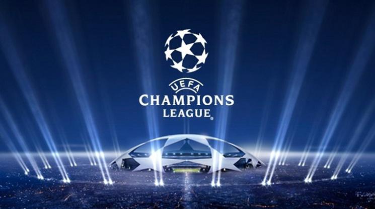 Жребий за четвъртфиналите в Шампионската лига