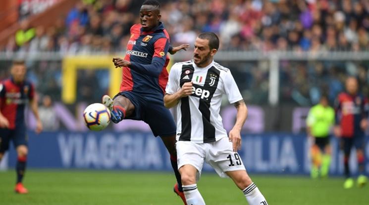 Юве допусна първа загуба за сезона в Серия А! (видео)