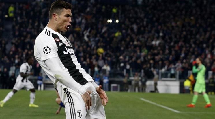 УЕФА започна разследване срещу Кристиано Роналдо