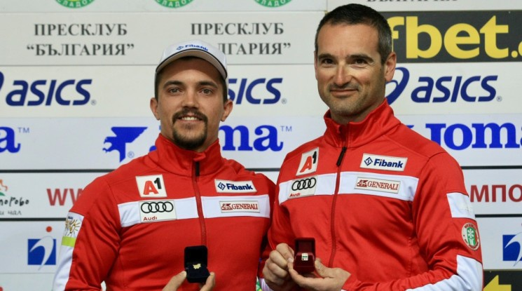 Алберт Попов и Ивайло Борисов са спортист и треньор номер 1 за януари