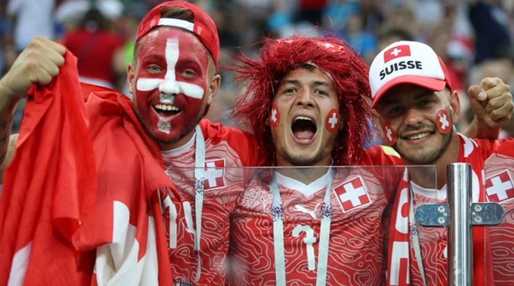 Швейцария стартира с победа квалификациите за Евро 2020