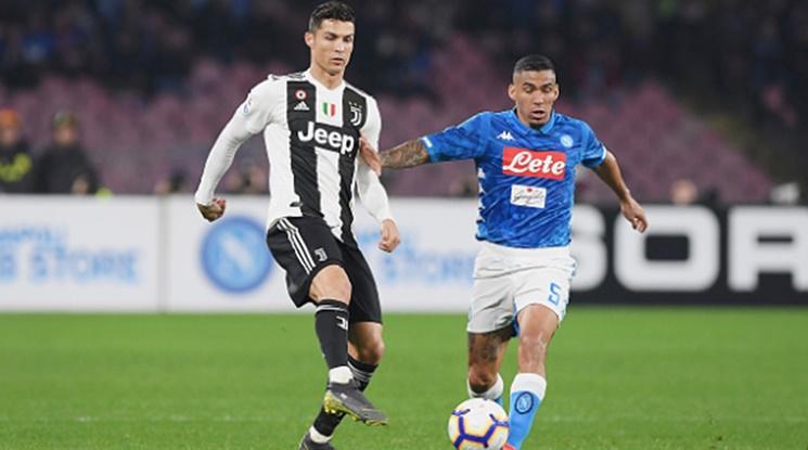 Роналдо се завръща в игра до две седмици