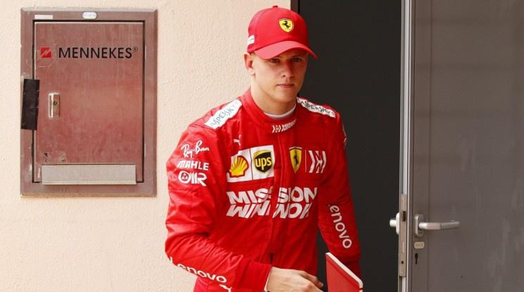 Мик Шумахер: Чувствах се като у дома си във Формула 1