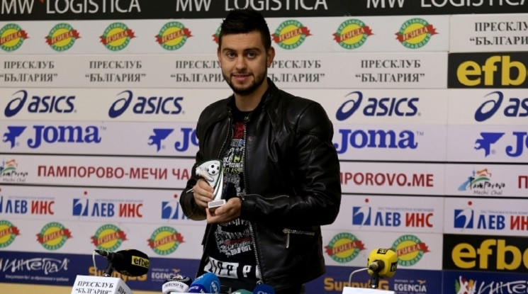 Голмайсторът на Левски: Мечтая да играя в Интер