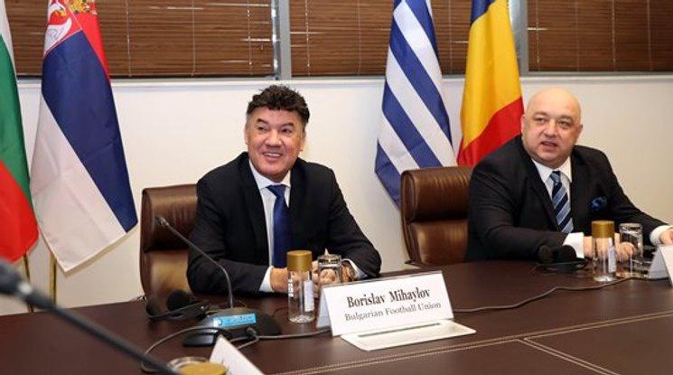 Кралев: Реалисти сме, нагласата е да вървим към Европейско по футбол