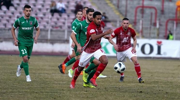 ЦСКА търси попълнения на пет поста през лятото