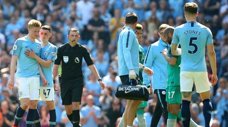 Лоша новина за Сити преди дербито с Юнайтед