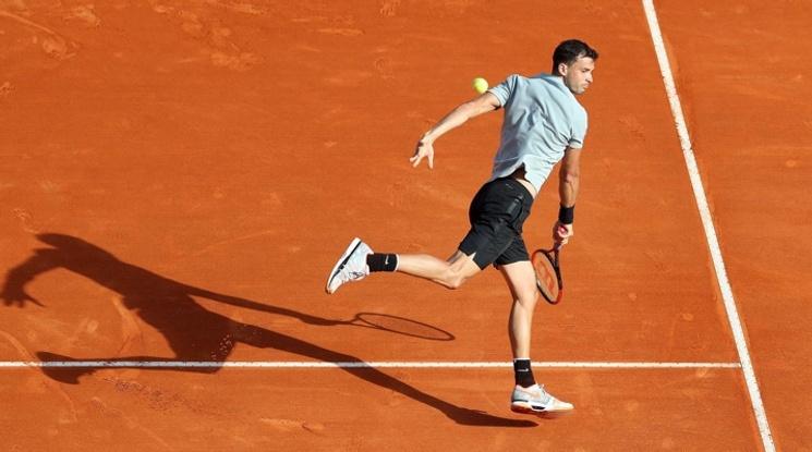 Григор Димитров започна с победа участието си на турнира в Барселона