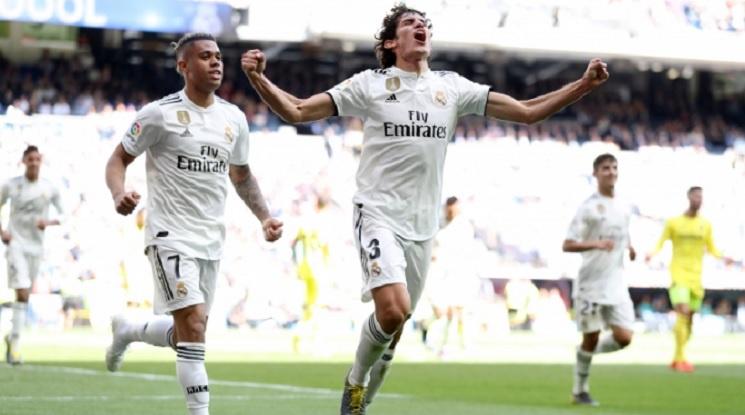 Реал Мадрид с резултатен успех над Виляреал
