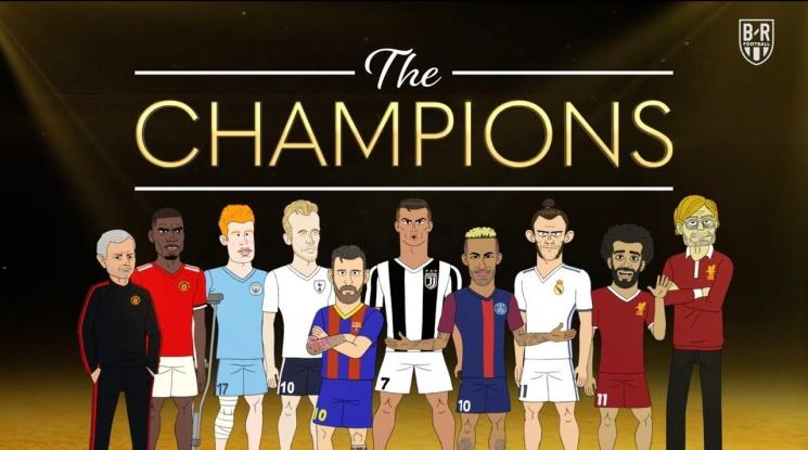 Шампионите (сезон 1)