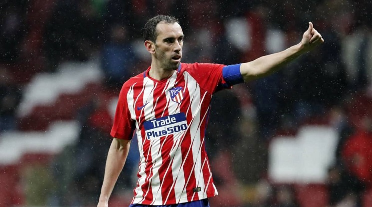 Годин напуска Атлетико след девет години в клуба