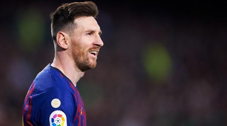 Всички 600 гола на Лионел Меси за Барселона