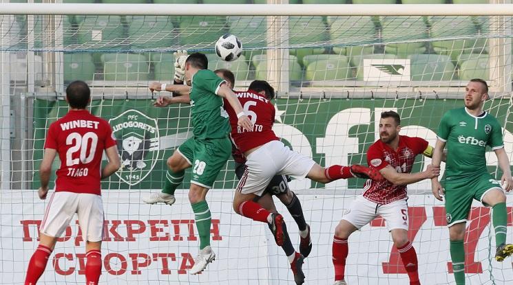 Сериозни премии дават в ЦСКА при успех над Лудогорец