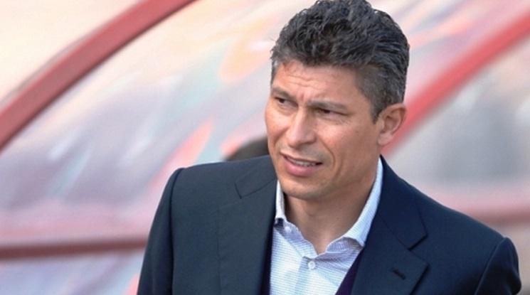 Красимир Балъков е новият селекционер на България