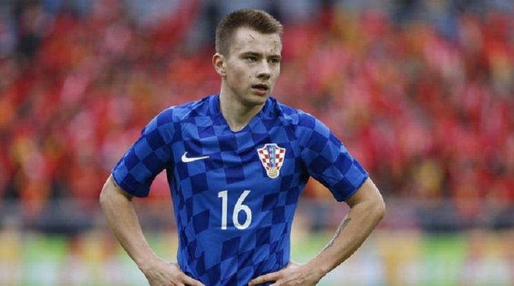 Хърватски национал пред трансфер в Лудогорец