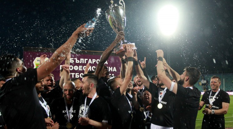 Димитър Илиев: Това е най-щастливият момент в кариерата ми