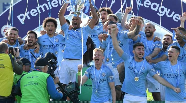 ФА отнема титлата на Манчестър Сити?