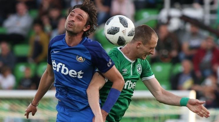 Три червени картона и дузпа, но без победител между Лудогорец и Левски (видео)