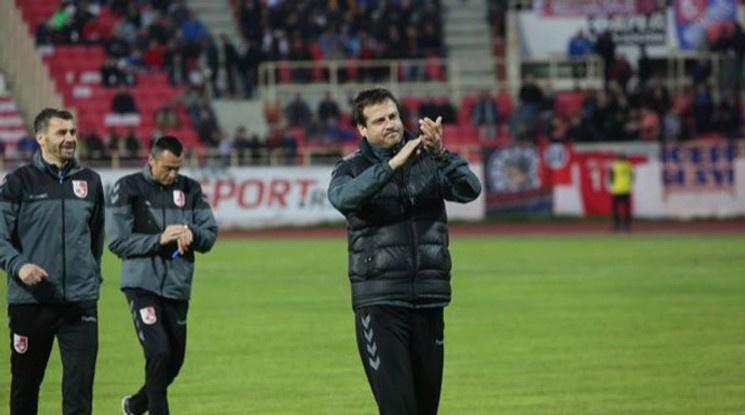 Ненад Лалатович отказал да поеме ЦСКА