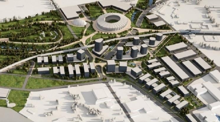 Световен консорциум предложи да построи стадион на България за 600 млн. евро