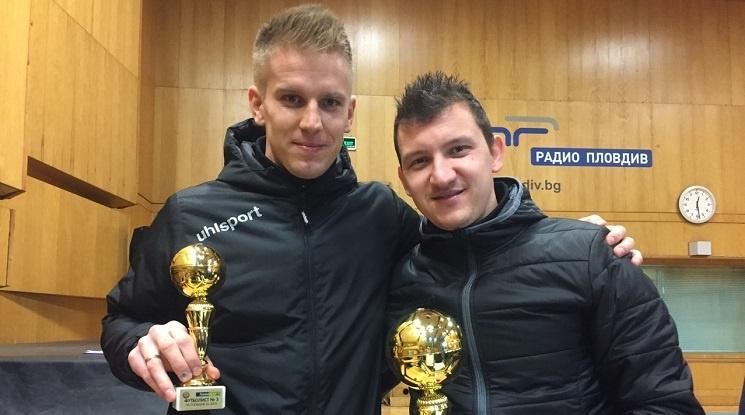 Официално: Даниел Кайзер напусна Ботев