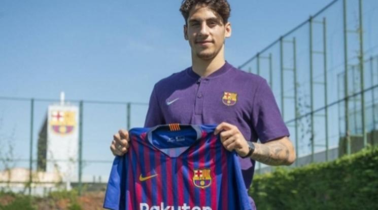 Официално: Барселона привлече 18-годишен опорен халф