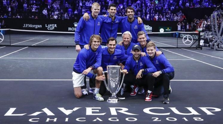 Laver Cup влиза официално в календара на ATP