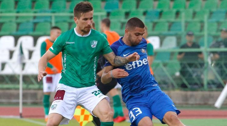 Берое с трета победа над Левски за сезона (видео)