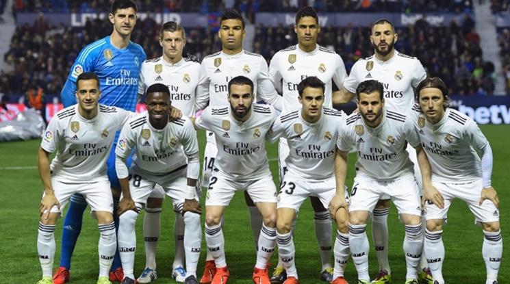 Реал измести Юнайтед като най-скъп клуб в света
