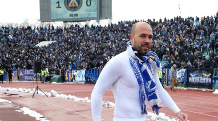 Николай Михайлов подписа с Левски до 2021 година