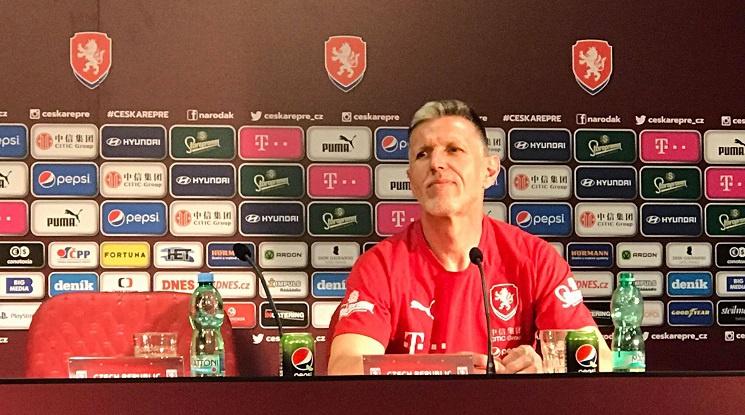 Треньорът на Чехия: Този мач е ключов