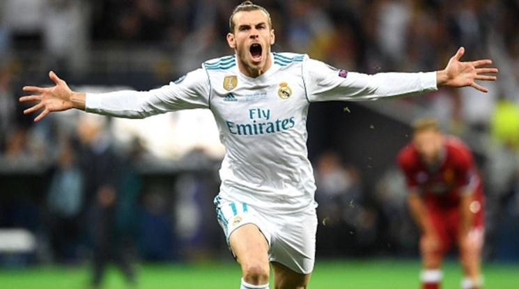Бейл твърдо решен да остане в Реал