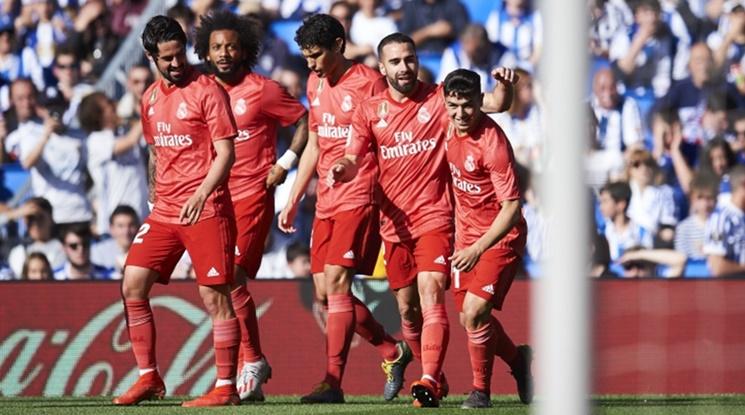 Реал поставя на сергията играчи за 300 милиона евро
