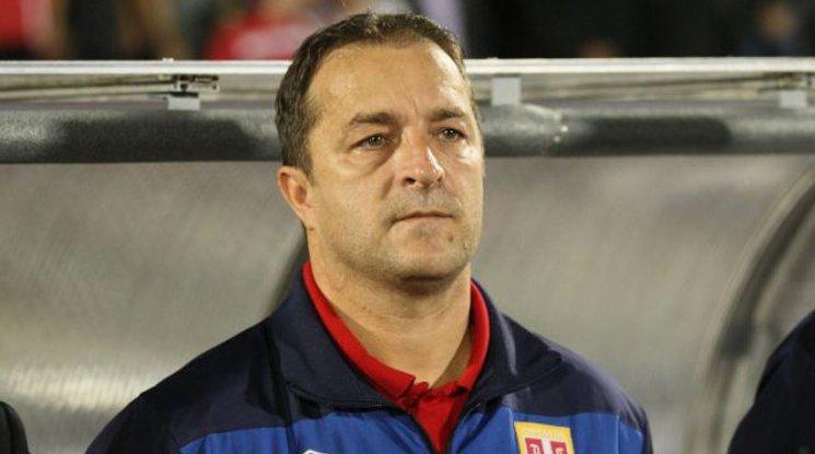 Желко Петрович е новият треньор на Ботев Пловдив