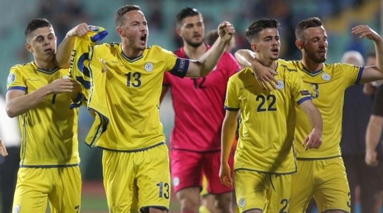 Втора поредна загуба за България в евроквалификациите (видео)