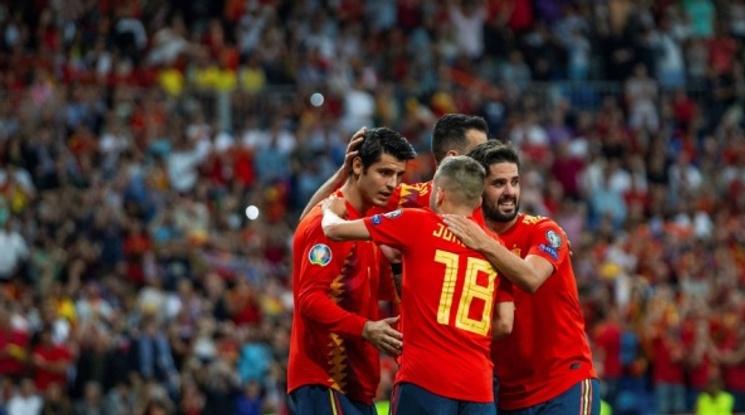 Треньор на Испания: Доминирахме срещу Швеция