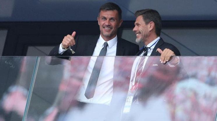 Официално: Милан започва нова ера с Малдини и Бобан