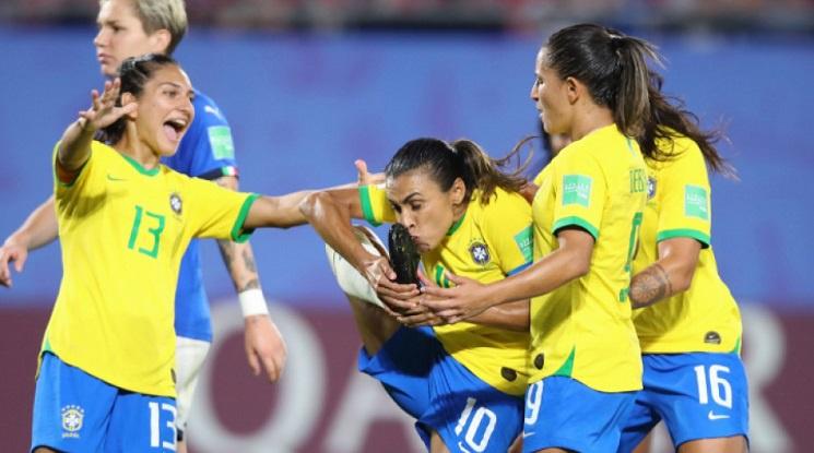 Бразилка подобри рекорда на Клозе на Мондиали