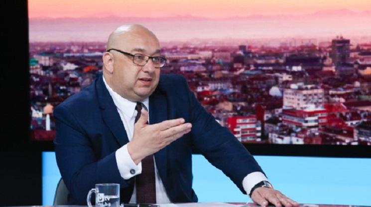 Министър Кралев: Започваме строежа на нов Национален стадион