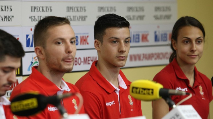 Володя Златев: Целта на отбора е излизане от групите