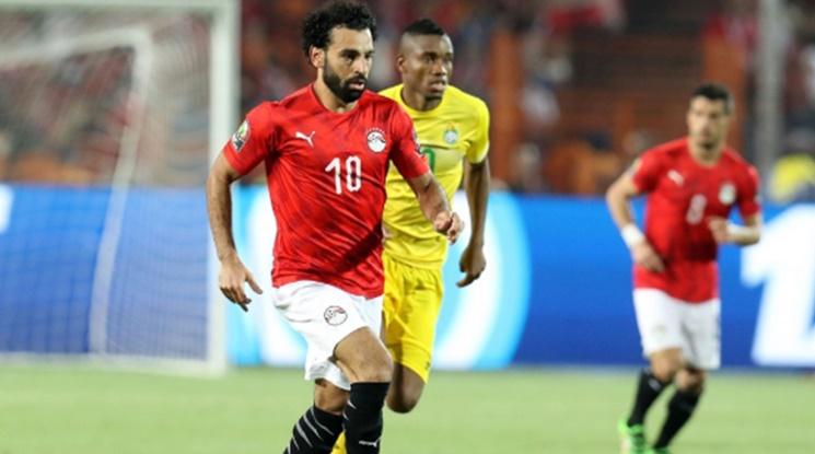 Египет стартира с победа Купата на африканските нации (видео)
