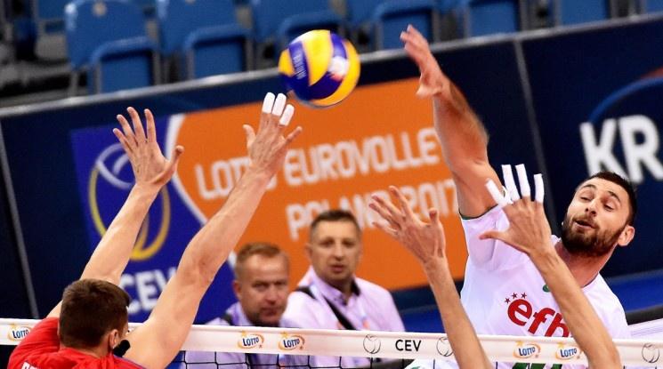 Четвърта поредна загуба за България в Лигата на нациите