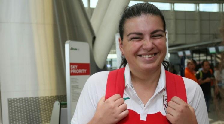 Антоанета Бонева спечели втори медал за България от Игрите в Минск