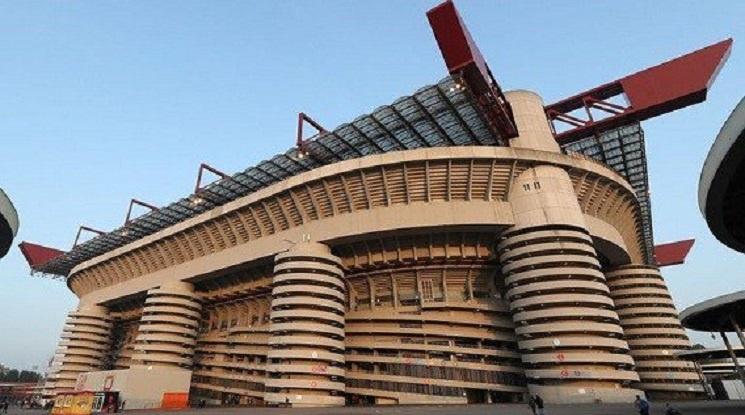 """Стадион """"Джузепе Меаца"""" ще бъде разрушен"""