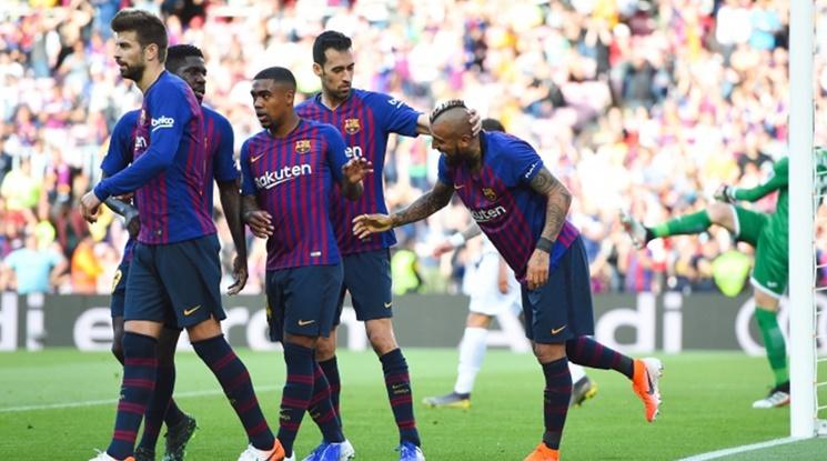 Барса продава играчи за 70 милиона евро до неделя