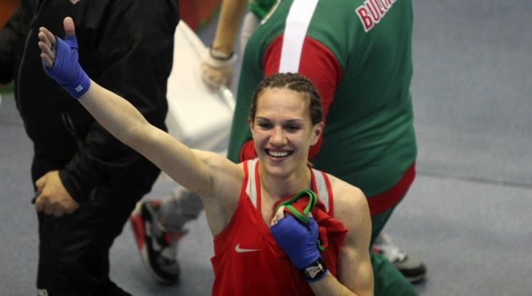 Станимира Петрова донесе второ злато на България