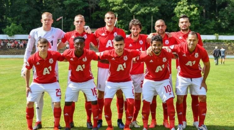 ЦСКА победи Ред Бул в последната си контрола в Австрия