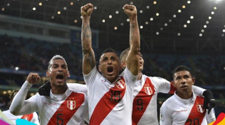 Перу свали Чили от трона на Копа Америка (видео)
