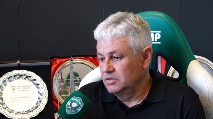 Стойчо Стоев недоволен от грешките в защита